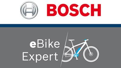 Bosch eBike-Experte