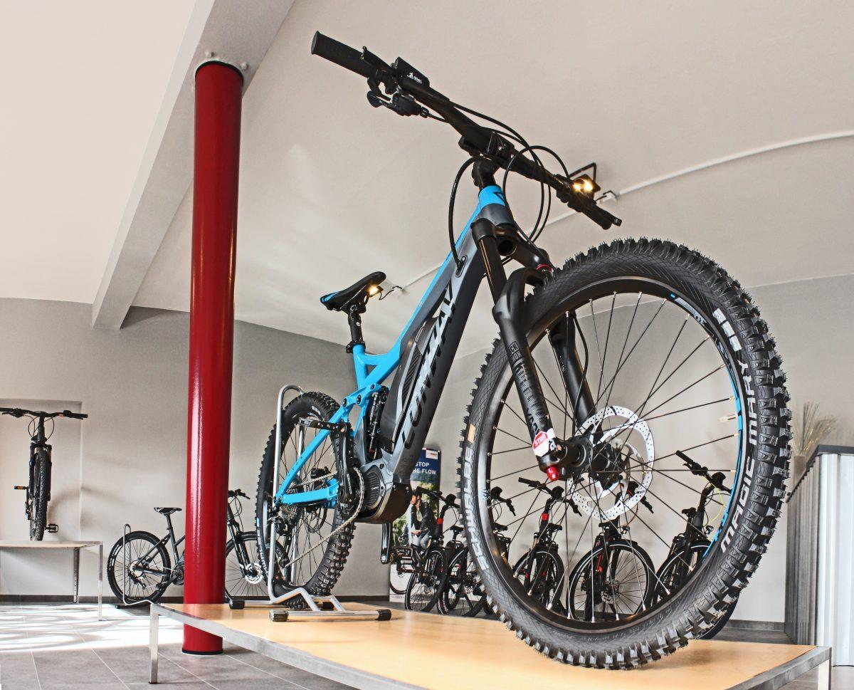 Volcano Bike - Ihr Fahrradgeschäft für Mendig, Mayen, Andernach. Conway-E-Bike-Mountainbike