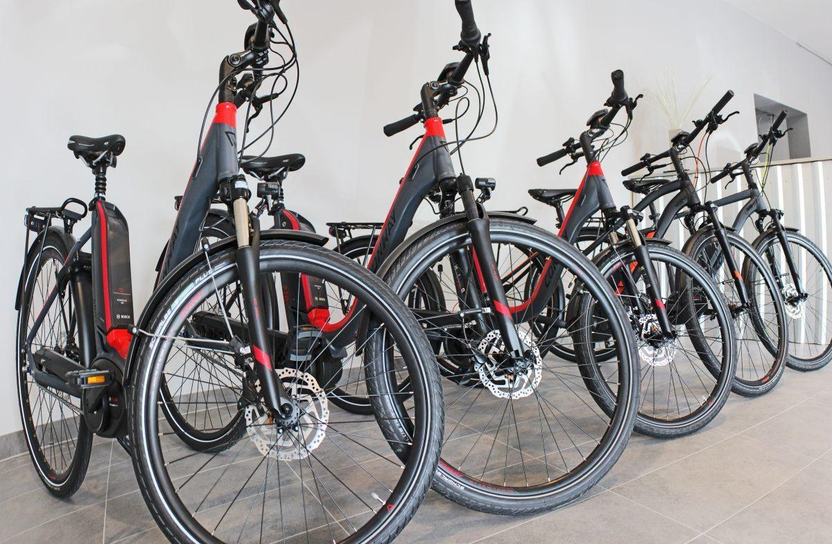 Volcano Bike - Ihr Fahrradgeschäft für Mendig, Mayen, Andernach. Conway E-Bike-Citybikes