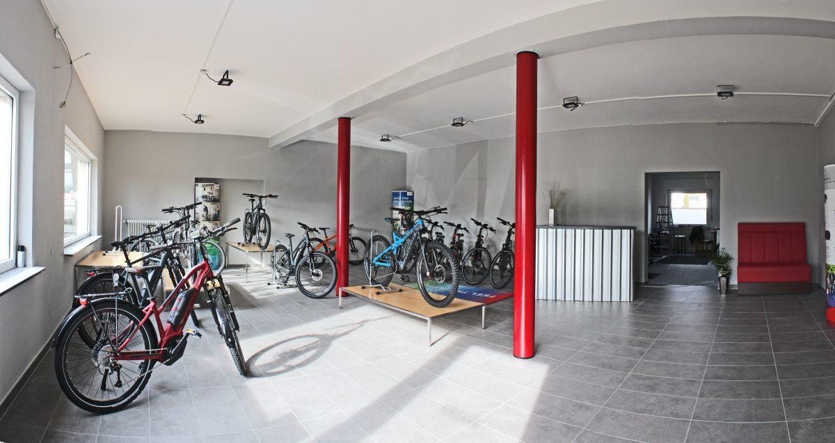 Volcano Bike - Ihr Fahrradgeschäft für Mendig, Mayen, Andernach. Verkaufsraum