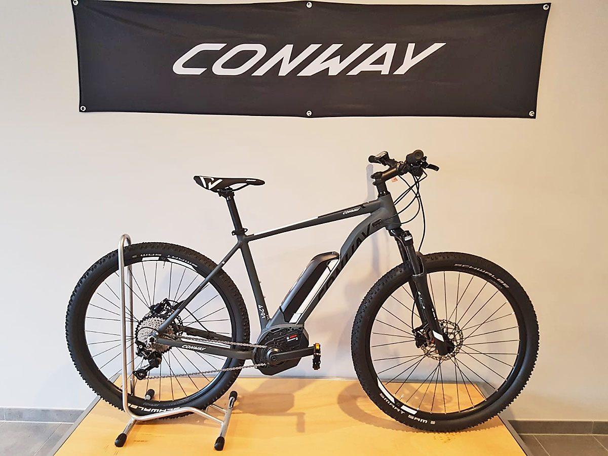Fahrradverleih E-Bike Mountainbike Testrad Mendig